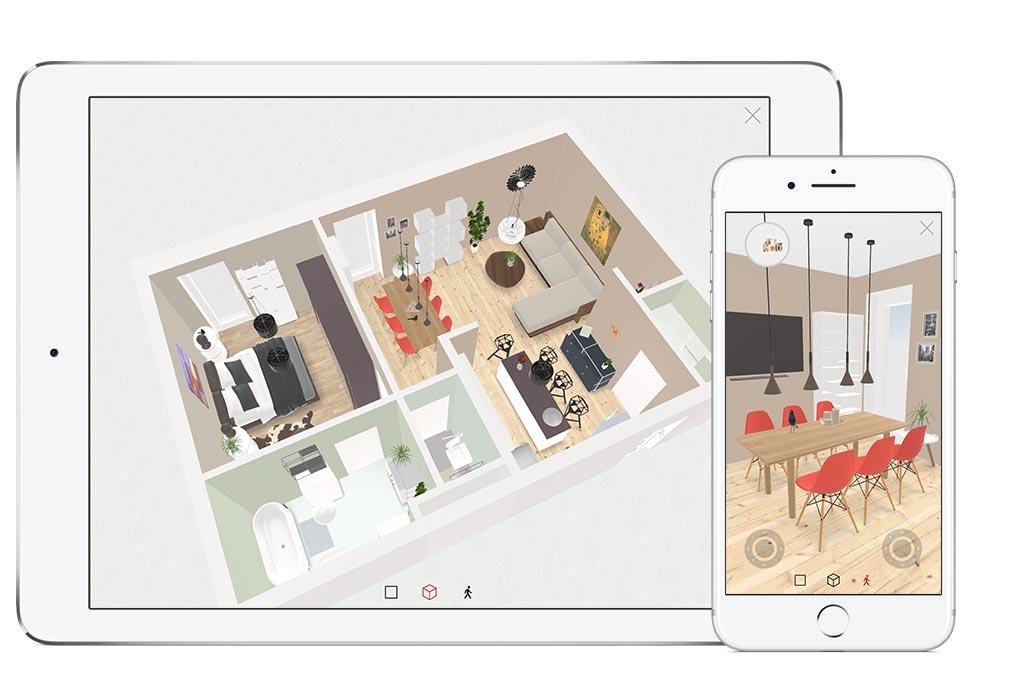 Roomle 3d ar vr furniture visualization platform for Planimetria 3d