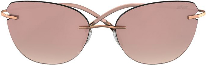 Titan Minimal Art - The Icon 8156 in Nude Rose Gradient