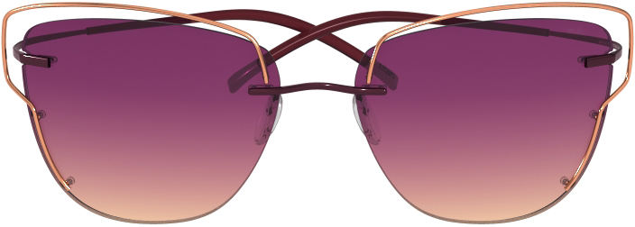 Titan Minimal Art Atwire 8162 in Purple Orange