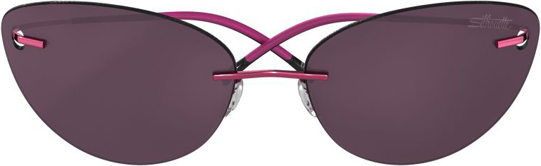 Titan Minimal Art - The Icon 8154 in Glossy Purple