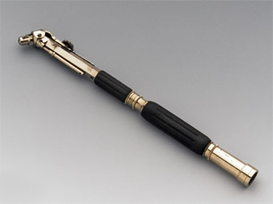 Universal instrument = straight and contra-angle handpieces, from 1895 onwards