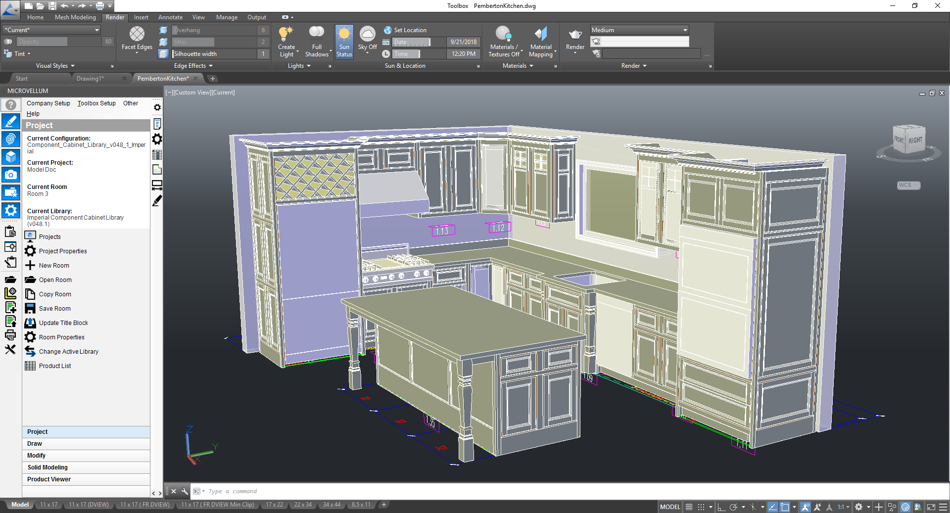 Kitchen Cabinet Design Software for AutoCAD Users   Microvellum