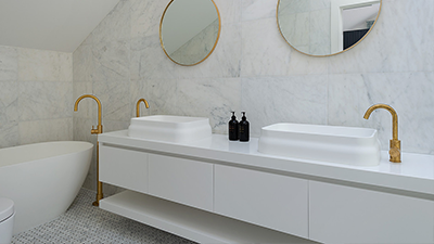 Haute Bathroom