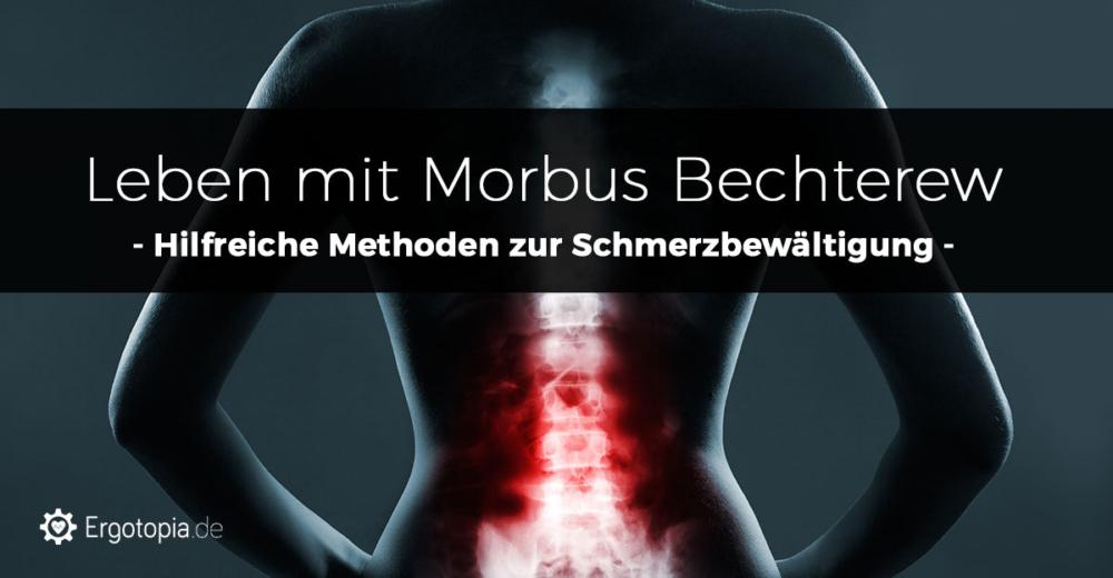 Morbus Bechterew Schmerzen