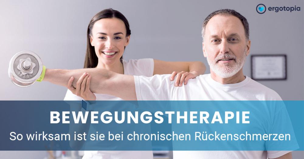 Bewegungstherapie bei chronischen Rückenschmerzen