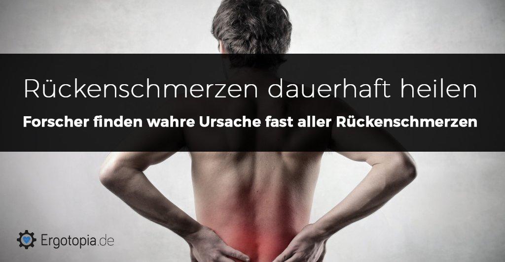 Rückenschmerzen Übungen und Behandlung