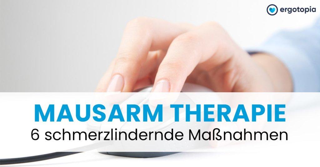 Mausarm Therapie