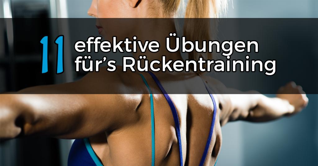 Rücken trainieren zu hause ohne Geräte