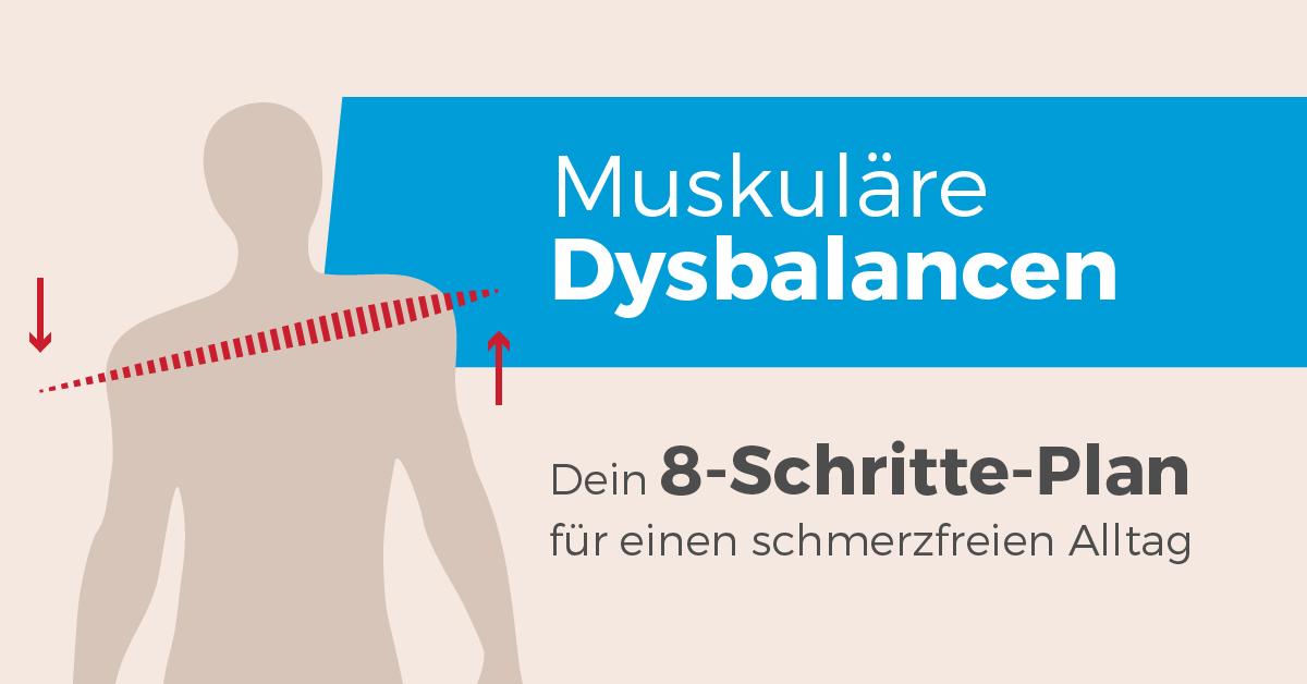 Muskuläre Dysbalancen ausgleichen