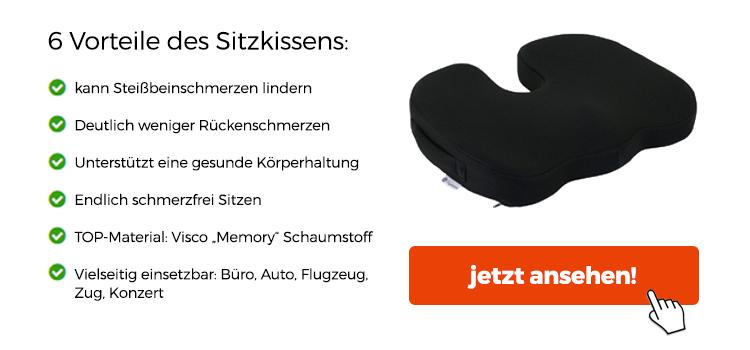 Ergonomisches Sitzkissen kaufen