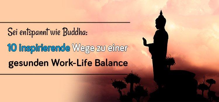 Work-Life-Balance Tipps