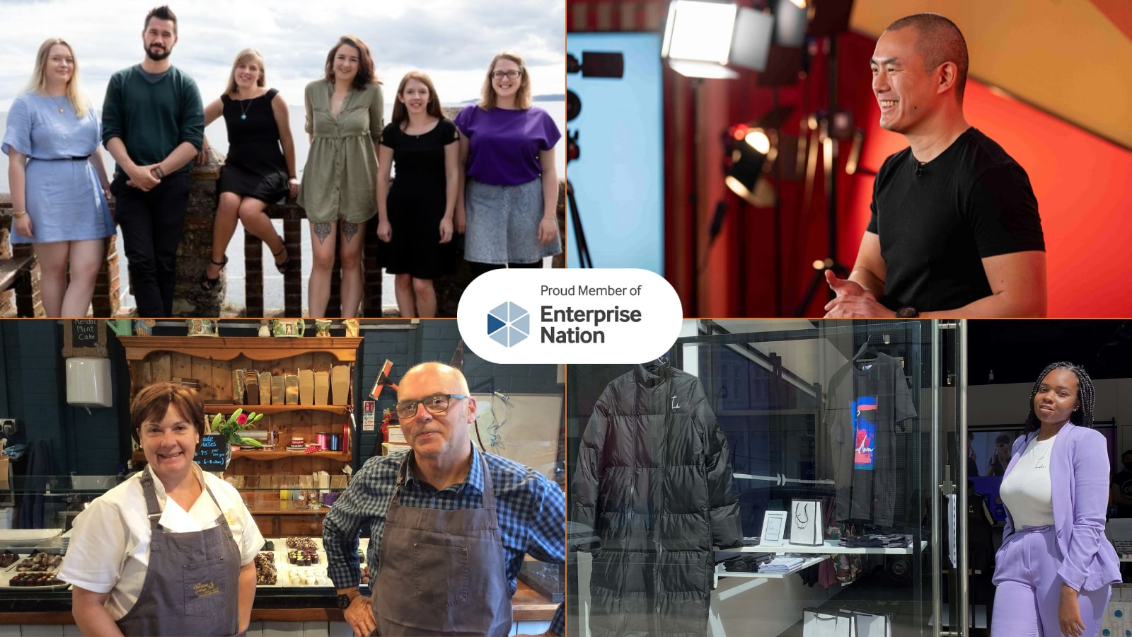 More small wins from the Enterprise Nation community