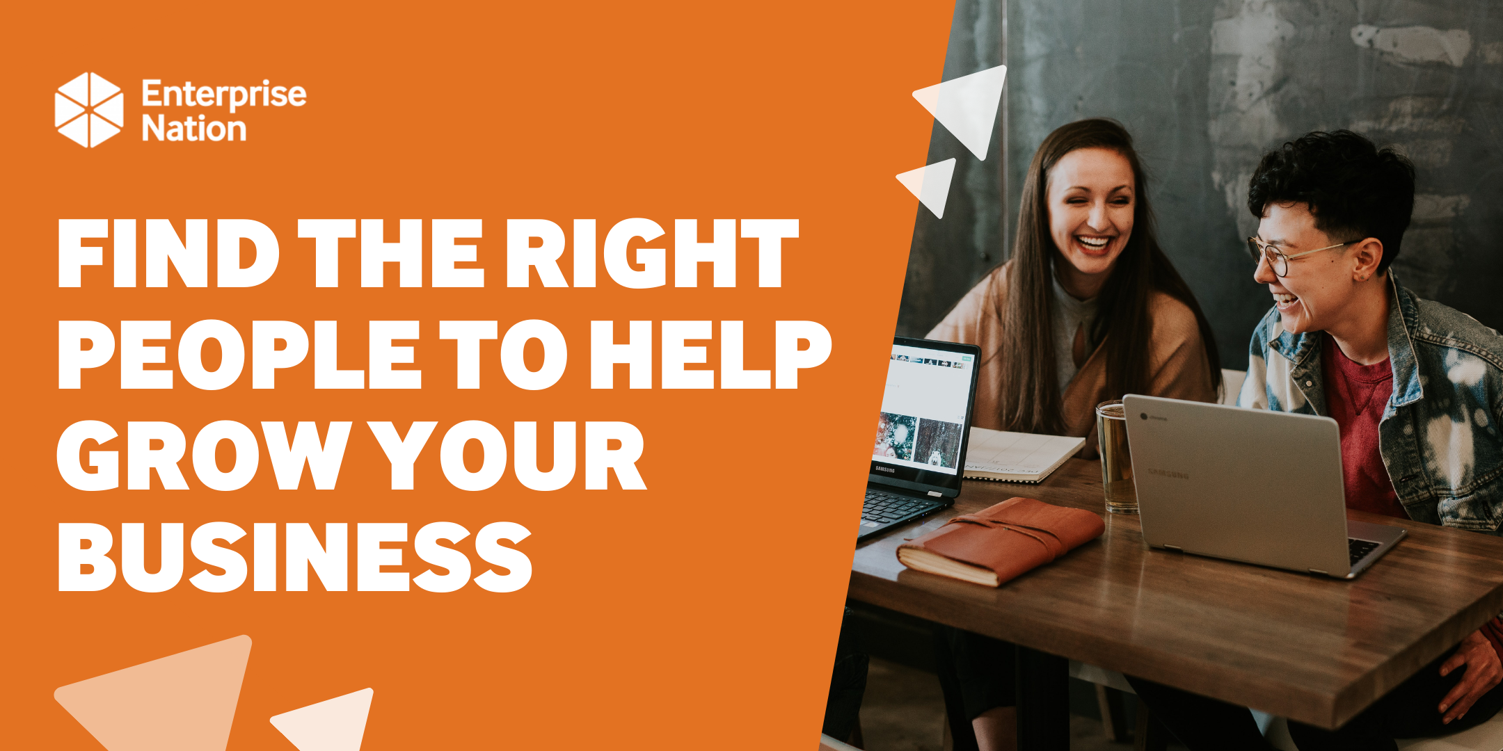 Your guide to finding the right people to help grow your small business