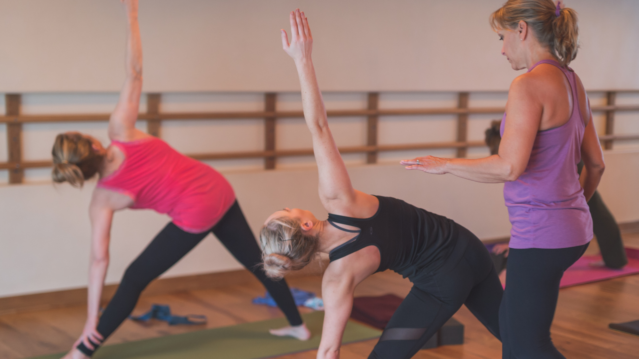 I learned how NOT to run a business in the yoga studio