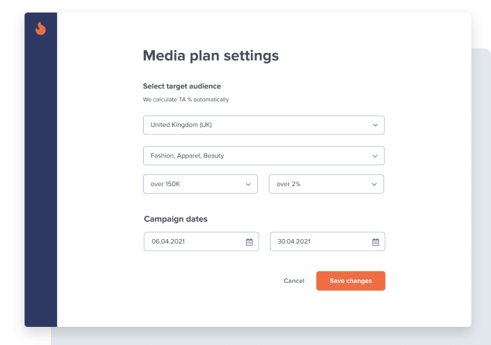 Create a Media Plan for Your Campaign