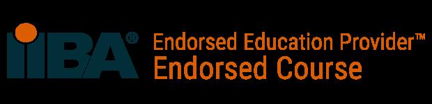 Logo IIBA Endorsed Education Provider Endorsed Course