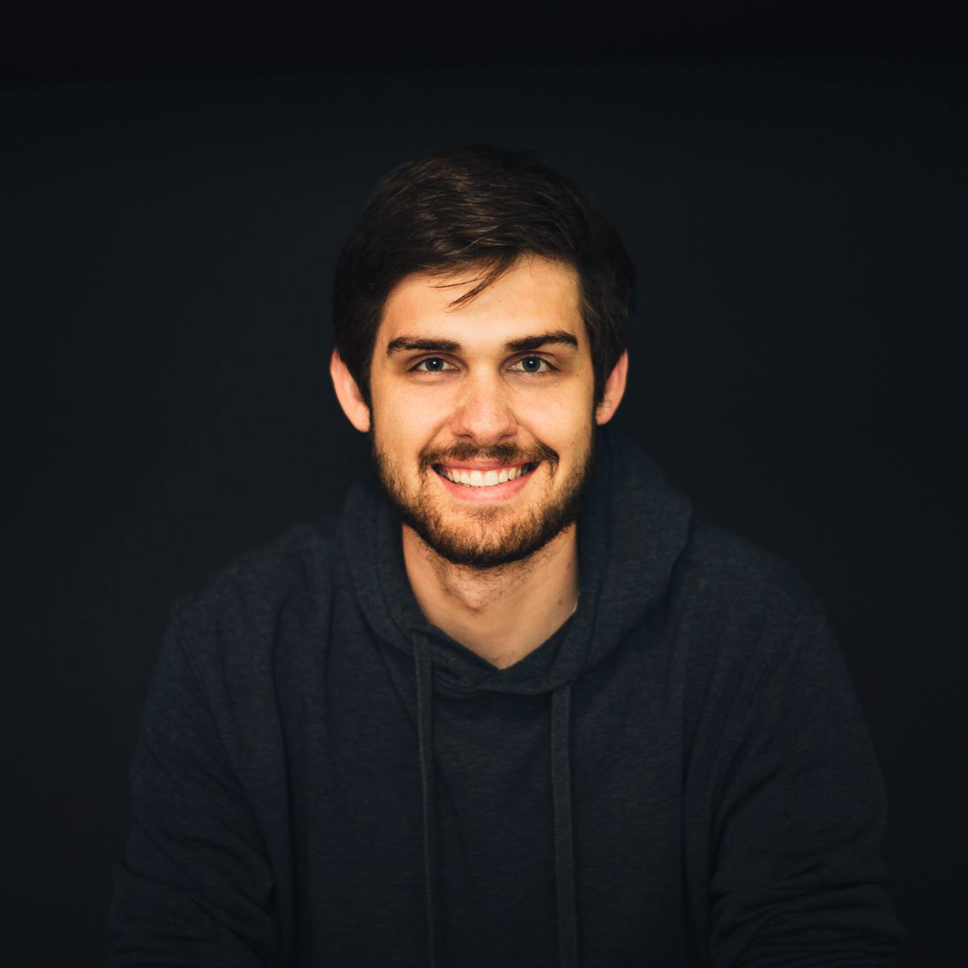 Samuel Rhyner, Gründer von Code Crush