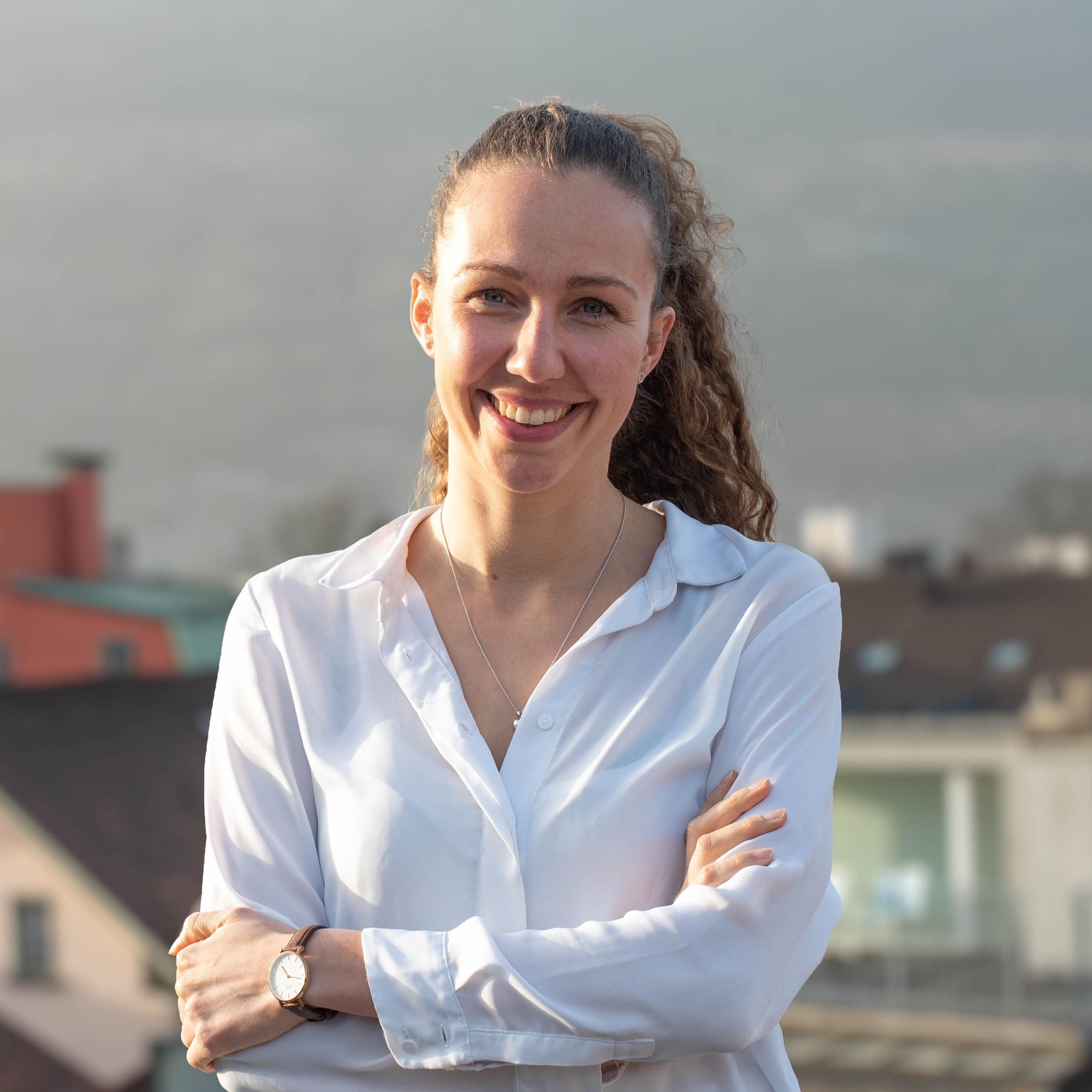 Floriana Niemann bei Code Crush
