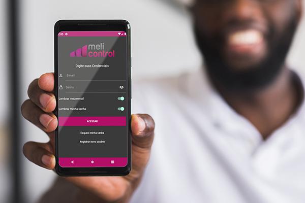 Lançamento: app do Melicontrol para mobile