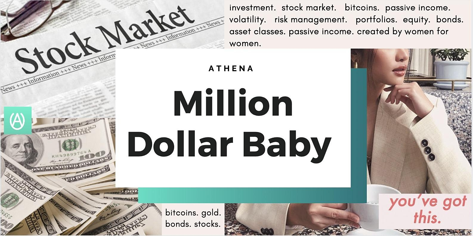 Million Dollar Baby - Investment Course for Women