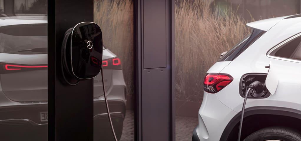 Mercedes EQ elektrische auto2