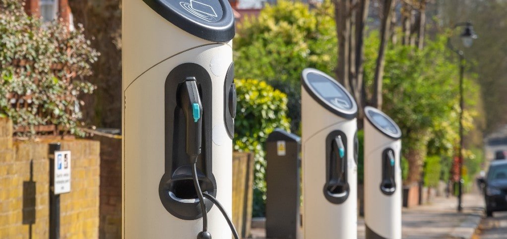 Charge Point Operator