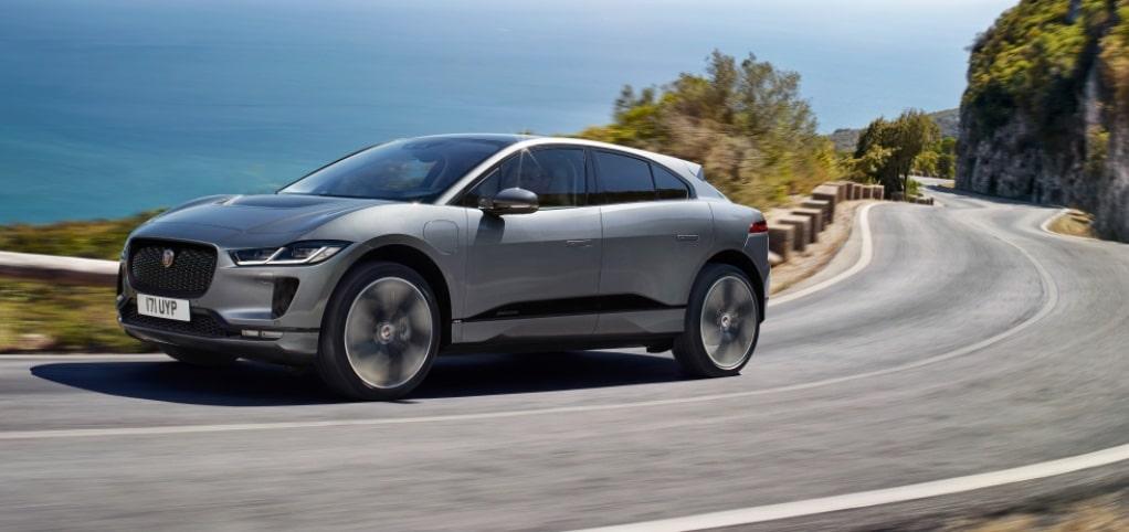 Jaguar elektrische auto