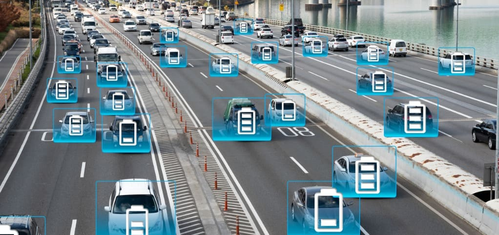 fleet management elektrische auto's