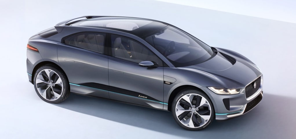 Jaguar elektrisch