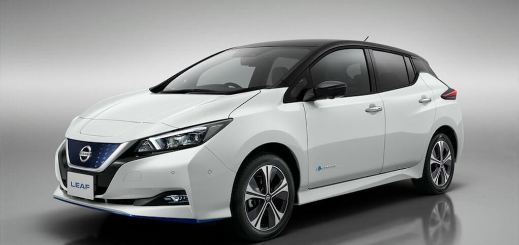 Elektrische Nissan