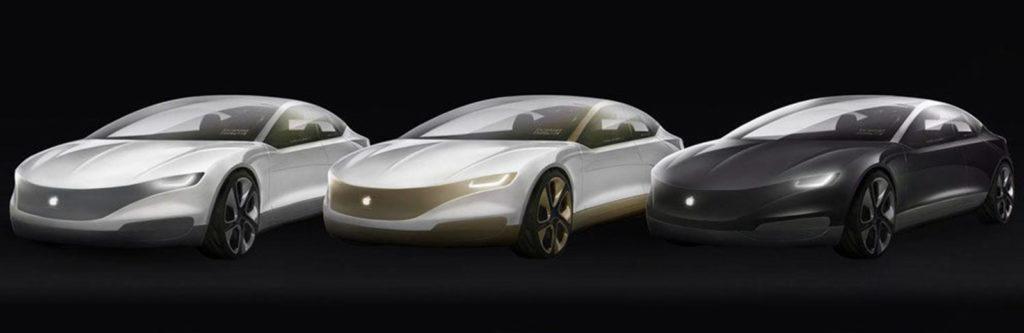 Apple EV project titan