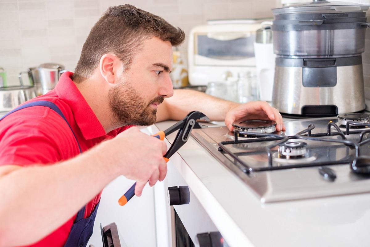 kookplaat herstellen