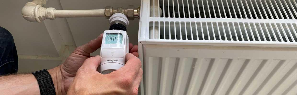 Honeywell evohome Frits sissing thuis