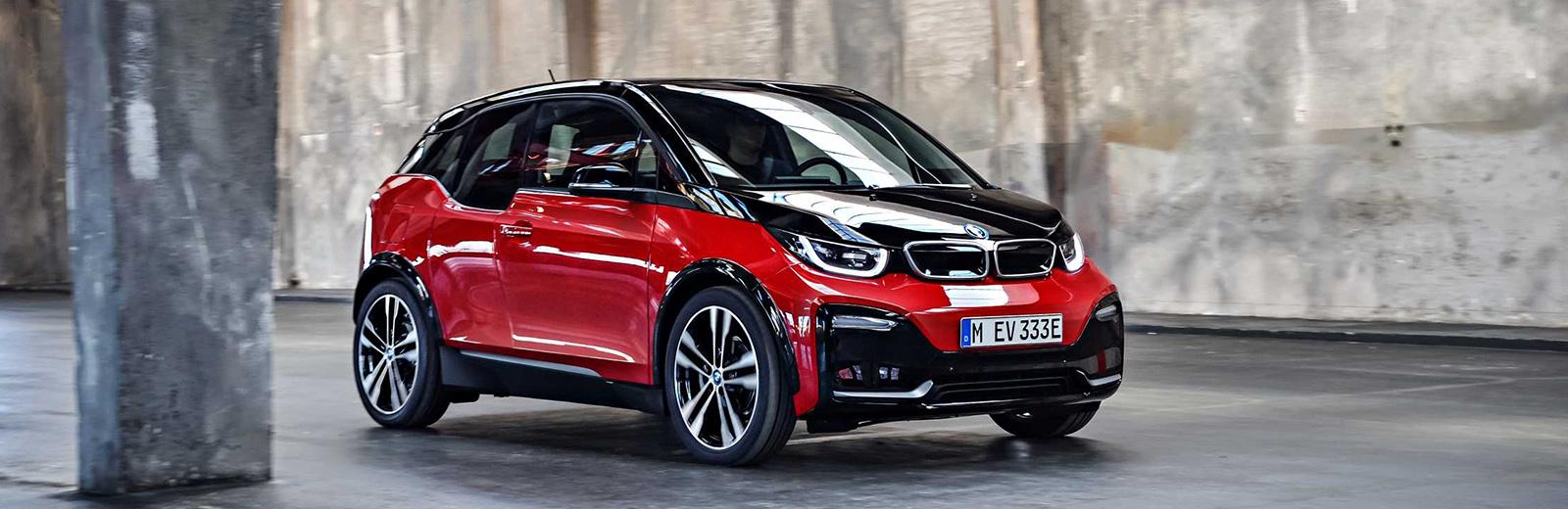 BMW i3 EV range