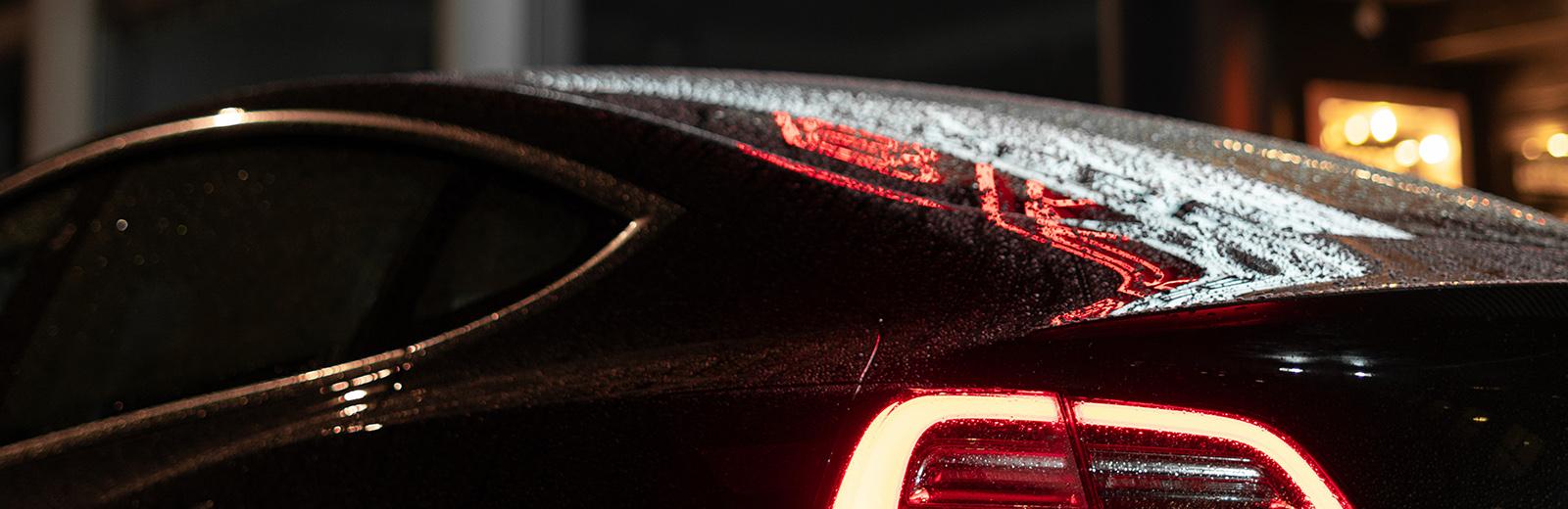 EV charging in rain safe