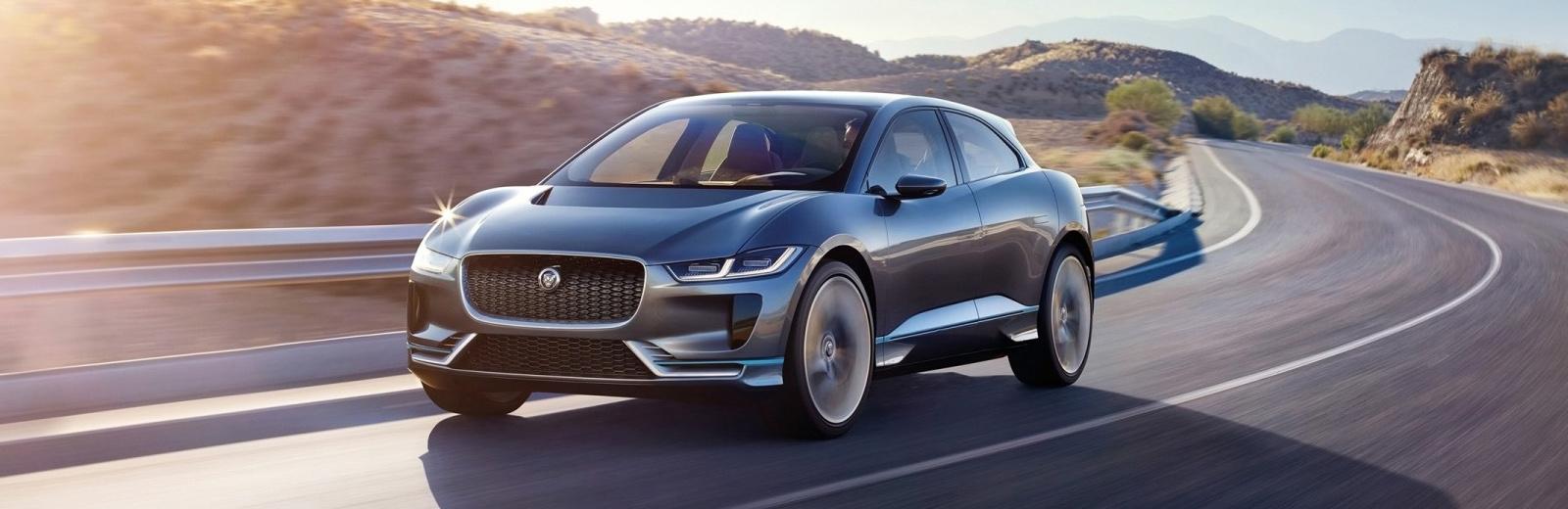 EV range Jaguar