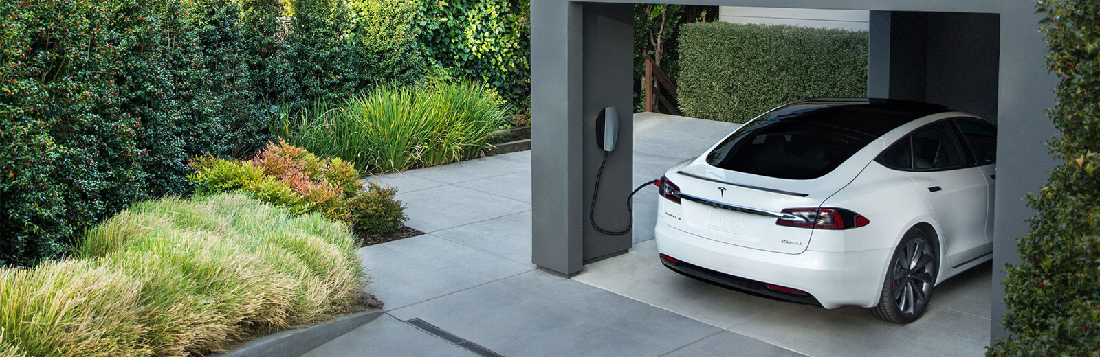 Moving EV charger