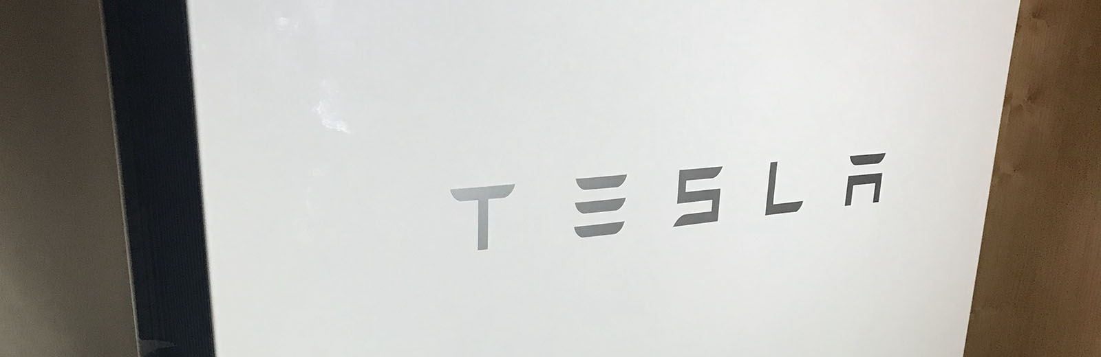 Tesla Powerwall customer install