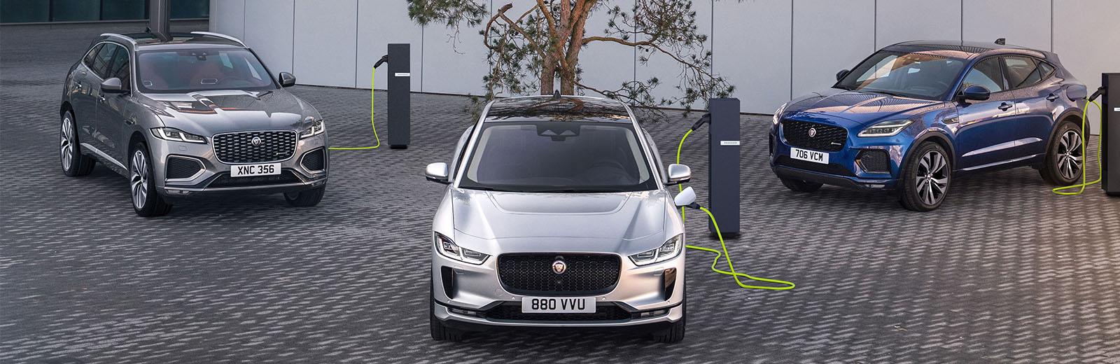 Jaguar all electric
