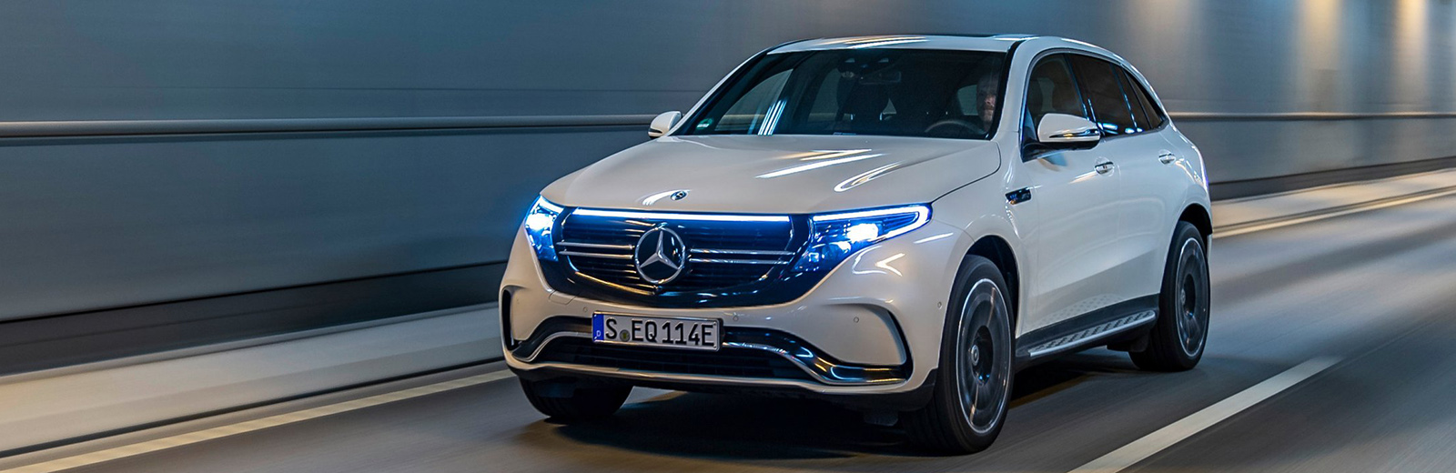 Mercedes-Benz range EV