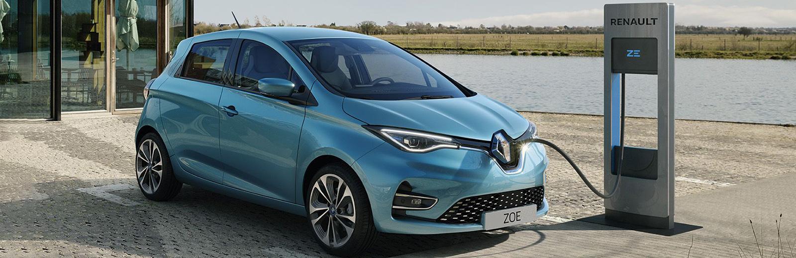 Renault Zoe electric cheap