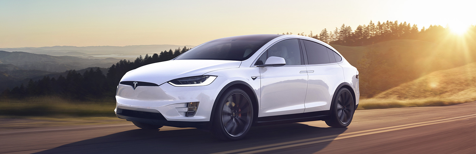 EV range Tesla