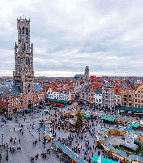 Openbare laadpaal Brugge