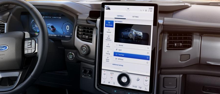 Ford F-150 Infotainmentsysteem