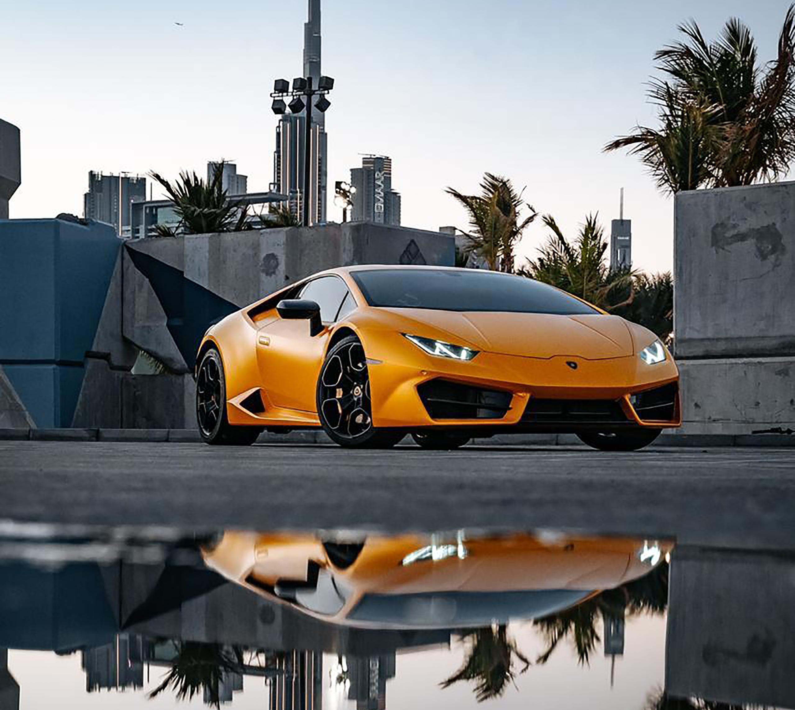 Lamborghini elektrisch