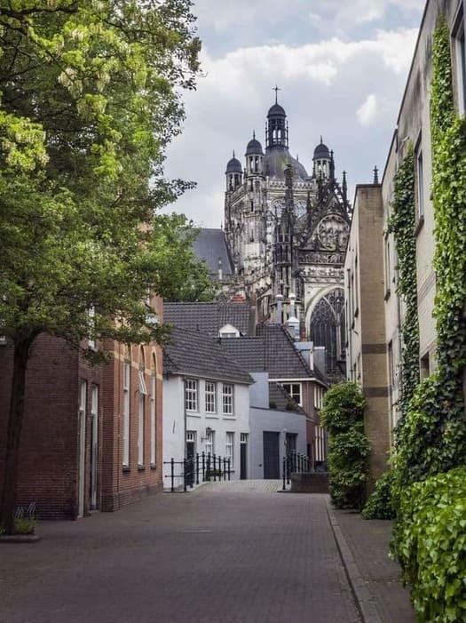 Laadpaal Den Bosch