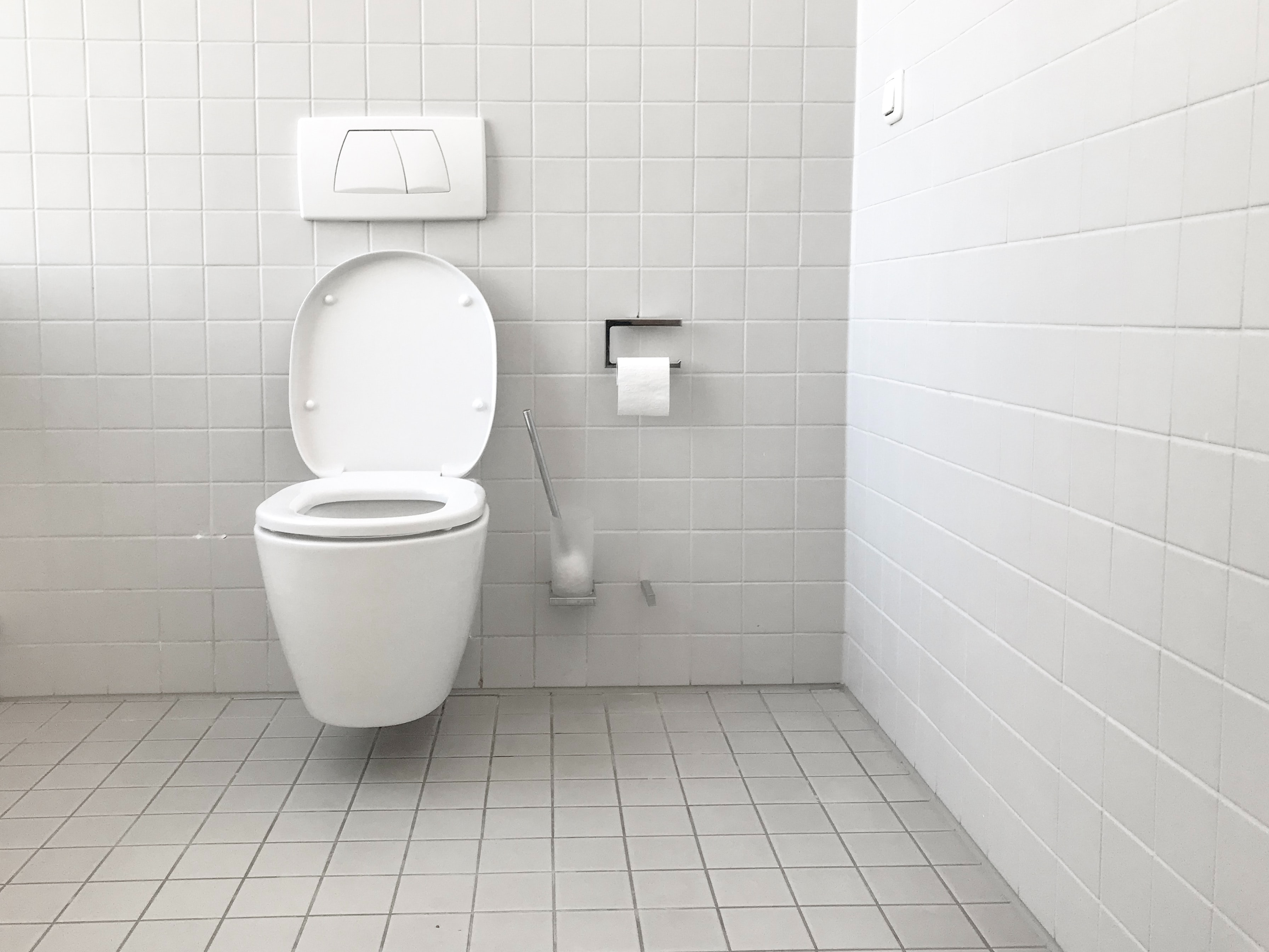 installation toilette suspendue