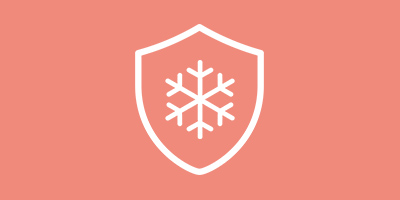 frost protection icon