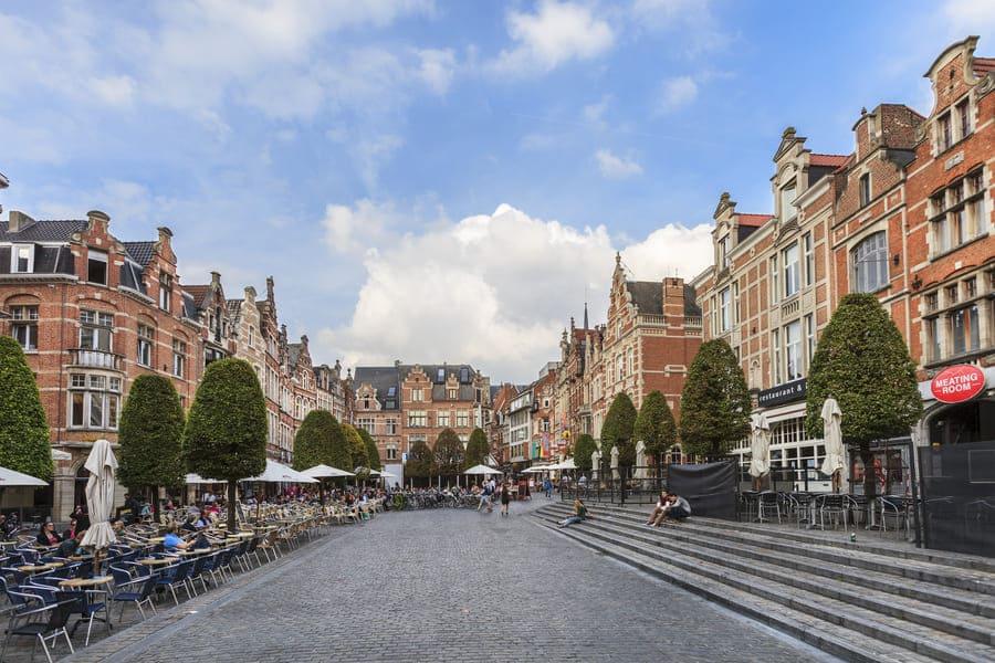 Laadpaal Leuven