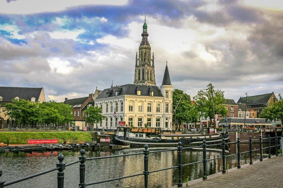 Laadpaal Breda